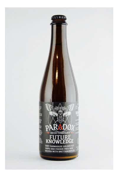Paradox Future Knowledge