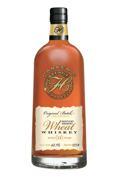 Parker's Heritage Collection 8th Edition: Original Batch Wheat Whiskey