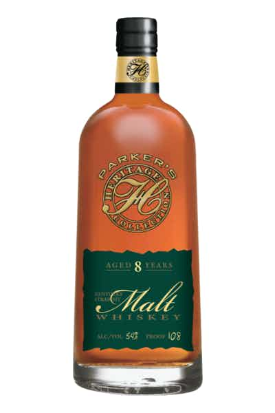 Parker's Heritage Collection 9th Edition: 8YO Malt Whiskey
