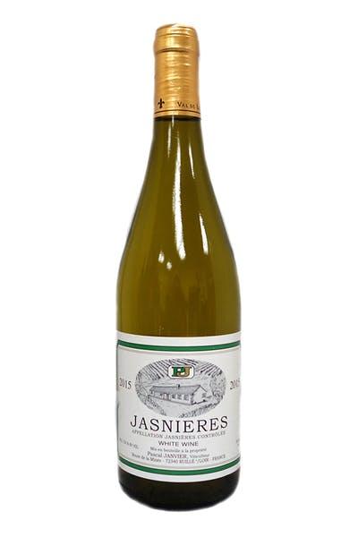 Pascal Janvier Jasnieres Coteaux Du Loir Blanc