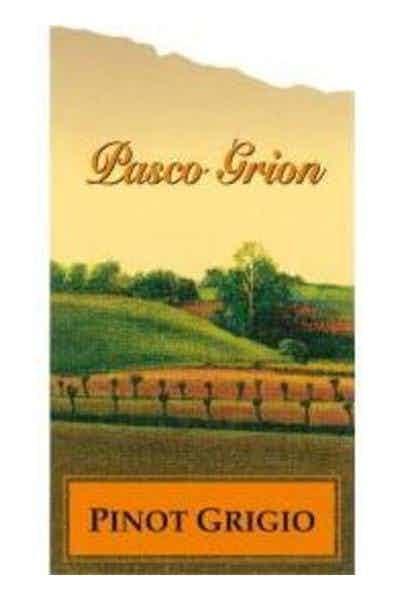 Pasco Grion Pinot Grigio
