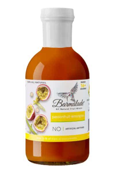 Passionfruit-Lemongrass Barmalade
