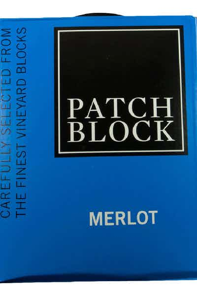 Patch Block Merlot