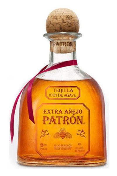 Patron Extra Anejo Tequila