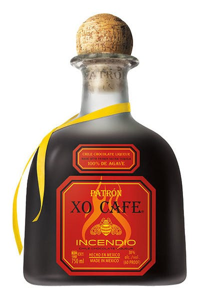 Patrón XO Cafe Incendio