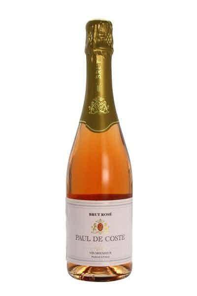 Paul de Coste Rosé Brut
