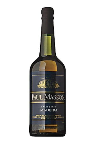 Paul Masson Madeira