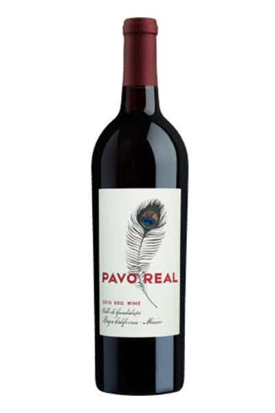 Pavo Real Red Wine