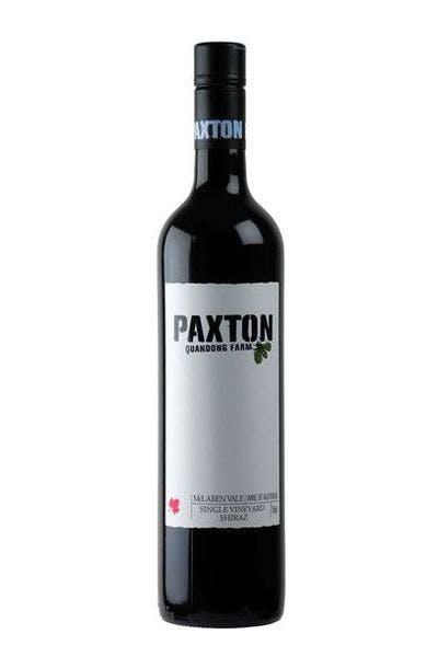 Paxton Quandong Shiraz