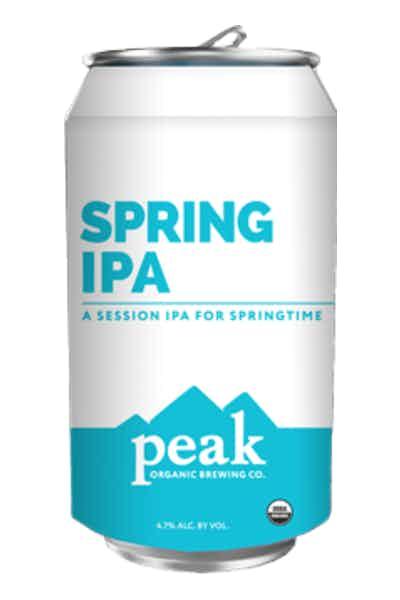 Peak Organic Spring IPA