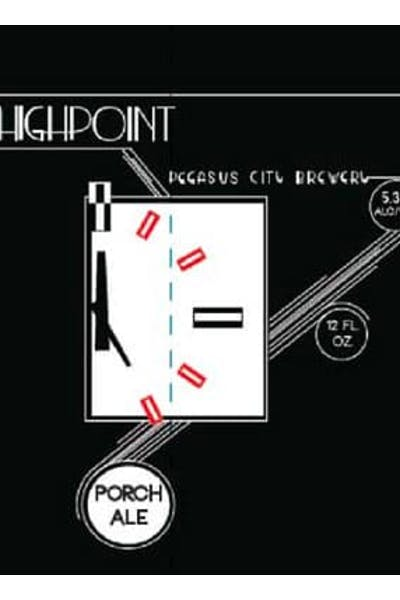 Pegasus City Highpoint Porch Ale