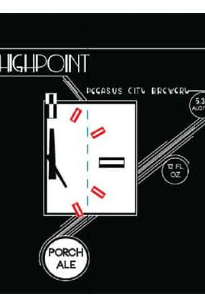 Pegasus City Highpoint Porch Ale