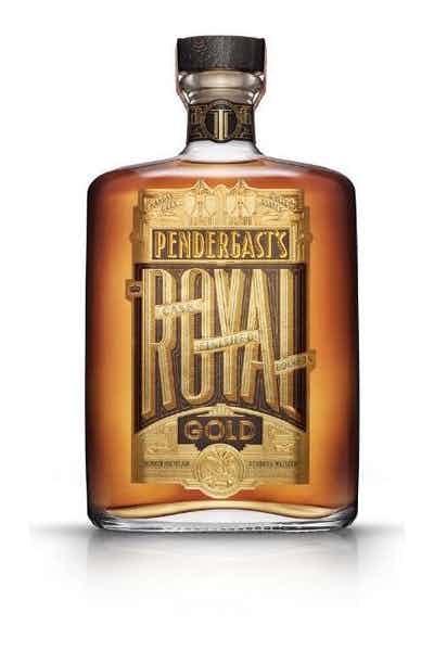Pendergast's Royal Golden Bourbon