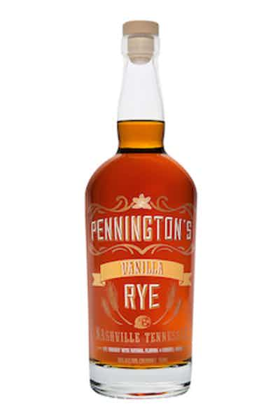 Penningtons Vanilla Rye Whiskey