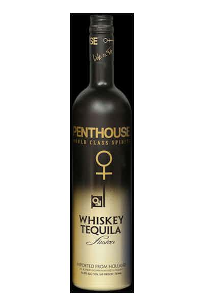 Penthouse Whiskey Tequila Fusion
