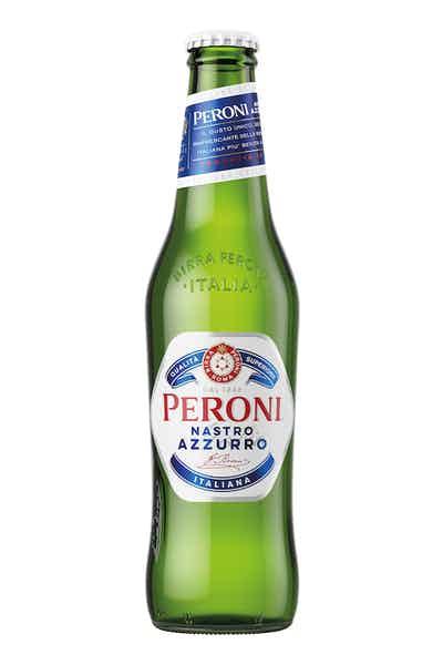 Peroni Nastro Azzurro Pale Lager