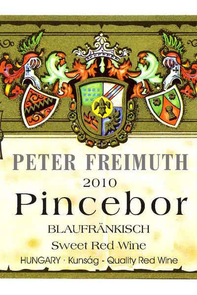 Peter Freimuth Pincebor Blaufrankish