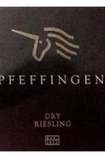 Pfeffingen Dry Estate Riesling 2015