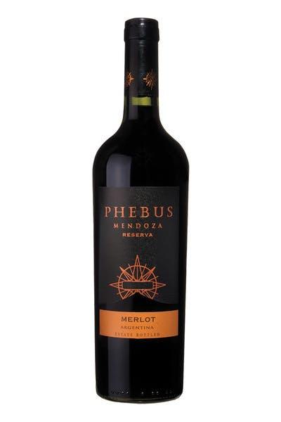 Phebus Merlot Reserva
