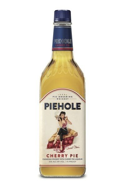 Pie Hole Cherry Pie Whiskey