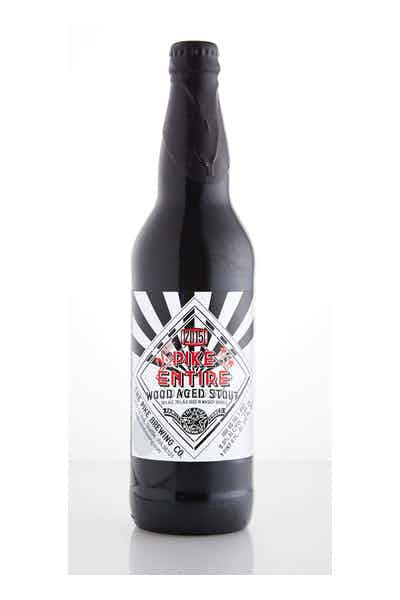 Pike Entire Wood Aged Stout