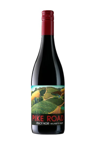 Pike Road Pinot Noir 2014