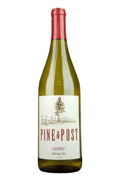Pine & Post Chardonnay