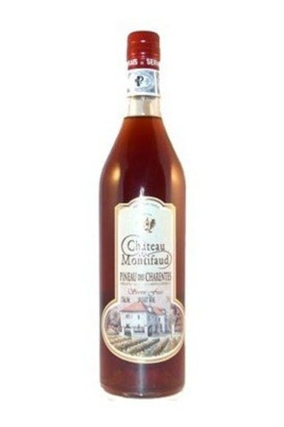Pineau Charentes Montifaud Rose