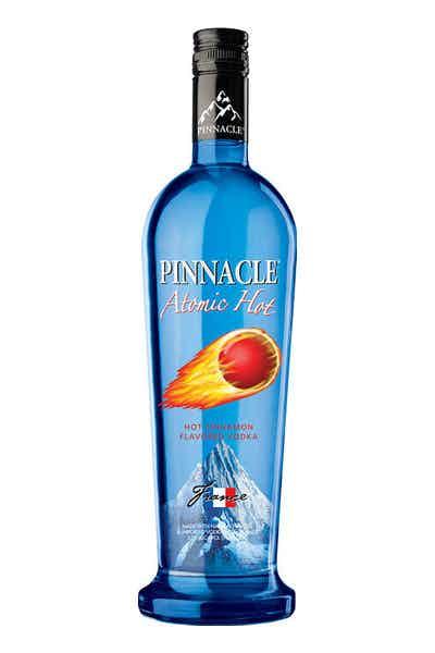 Pinnacle Atomic Hot Vodka