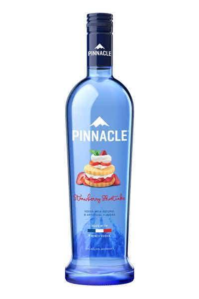 Pinnacle Strawberry Shortcake Vodka