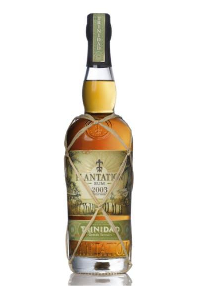 Plantation Trinadad Rum 2003