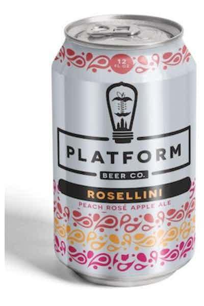 Platform Beer Co. Rosellini
