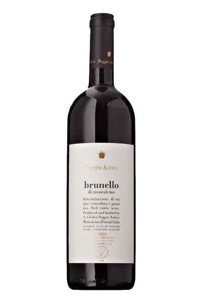 Poggio Antico Brunello 2004