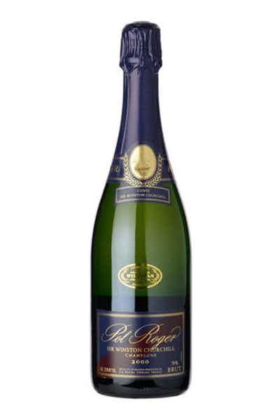 Pol Roger Cuvée Sir Winston Churchill Champagne