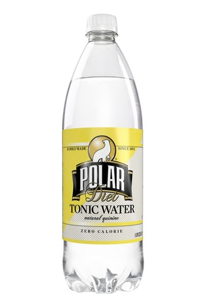 Polar Diet Tonic Water