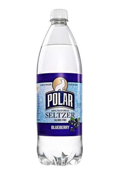 Polar Seltzer Blueberry