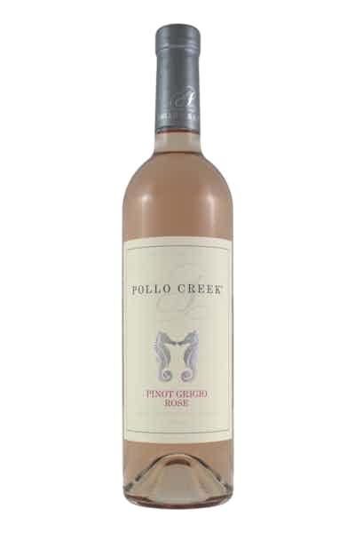Pollo Creek Pinot Grigio Rose