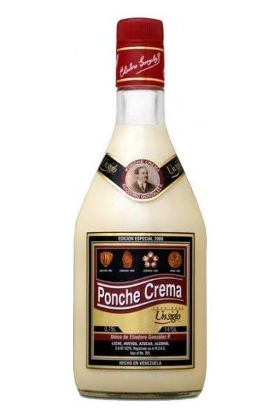 Ponche Crema Liqueur