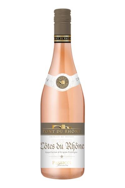 Pont Du Rhone Rosé Passion