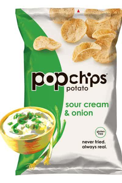 Pop Chips Sour Cream
