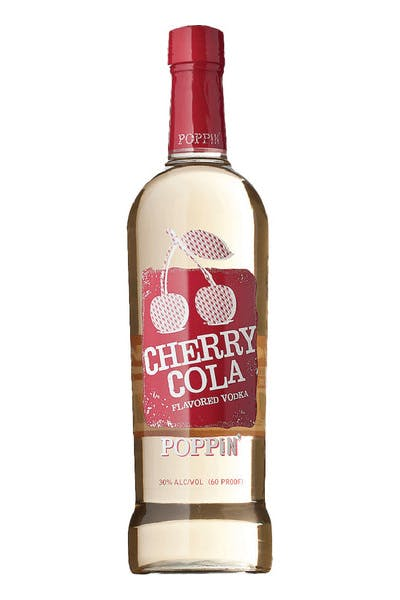 Poppin' Cherry Cola Vodka