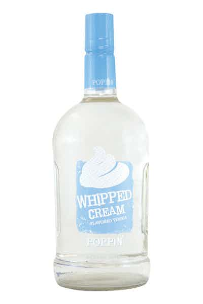 Poppin' Whipped Cream Vodka