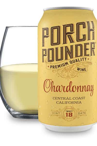 Porch Pounder Chardonnay Wine