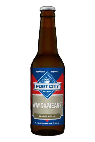 Port City Ways & Means
