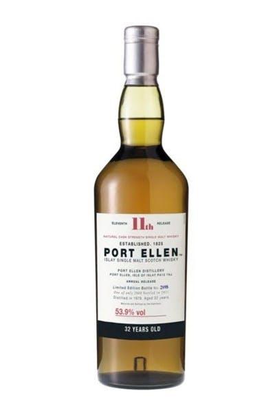 Port Ellen 1979  32 Year