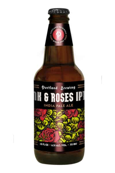 Portland Brewing Ink & Roses IPA
