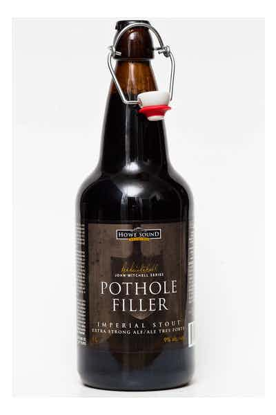 Pothole Filler Imperial Stout Brewed With Molasses