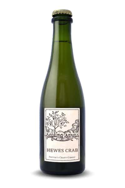 Potter's Hewes Crab Cider