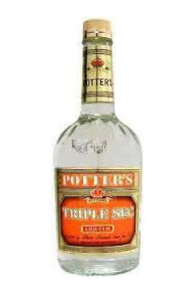 Potters Triple Sec