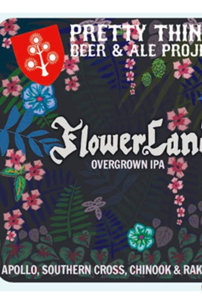 Pretty Things FlowerLand Overgrown IPA